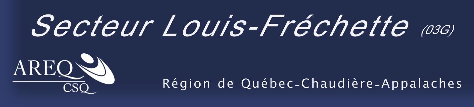 AREQ secteur Louis-Fréchette